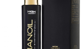perfect hair care with nanoil hair oil-front